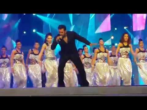 Salman Khan   AIBA   DUBAI   DANCE
