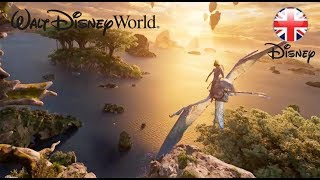 WALT DISNEY WORLD | Ed Stafford discovers Pandora - The World of Avatar | Official Disney UK