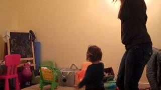 Hot Air Balloon Baby Yoga