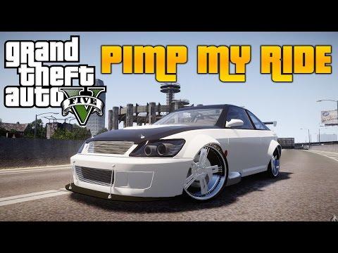 GTA V - Pimp My Ride #154 | Benny's Sultan RS | Car Customization NEW UPDATE