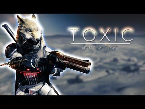 Toxic II   A Destiny PvP Montage