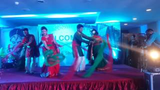 prothom bangladesh amar shesh bangladesh dance performance show time