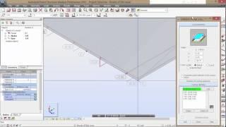 Simple Bridge design in autodesk robot PART 1