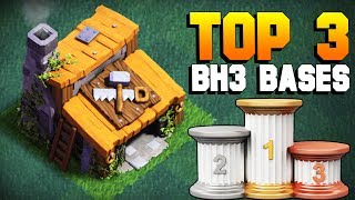TOP 3 BEST Builder Hall 3 (BH3) Base Designs + PROOF! | NEW CoC Builder Base Update | Clash of Clans