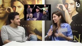Brandsynario Presents Mahira Khan & #HaroonShahid Playing 'Guess The Name'