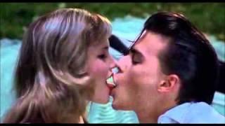 Cry Baby Jonny Depp Kissing