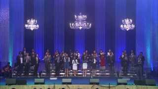 """Golden Angels Reunion Concert 2012 'One Voice, One Mission' 13 """"God Is Bigger Than Any Mountains"""" HD"""