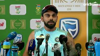 Virat Kohli doesn't mince words in the aftermath of series loss