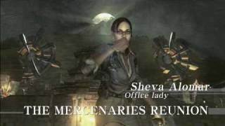 Resident Evil 5 The Mercenaries Reunion (Sheva Alomar Office Lady)