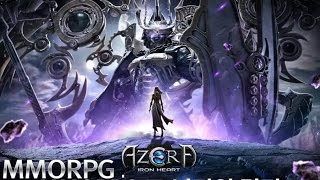 AZERA : IRON HEART ( ANDROID / IOS / MOBILE ) GAMEPLAY TRAILER [HD] MMORPG HACK !