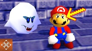 10 Video Game Glitches Too SCARY For The Game