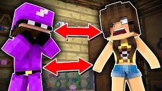 Minecraft Friends -  BODY SWAP !? (Minecraft Roleplay)