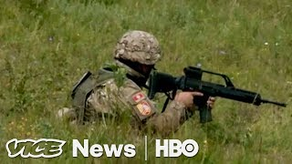 Russia's Giant Military Exercise Wasn't A Cover For War After All (HBO)