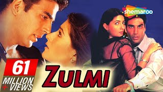 Zulmi - Akshay Kumar - Twinkle Khanna - Hindi Full Movie