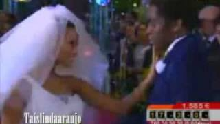 Ellen ( Taís Araújo) é humilhada no casamento