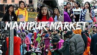 Street Market Manipur HD | Women Women Everywhere
