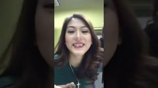 Toni Gonzaga with Sister Sweetness Kulitan Updates Offcam