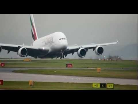 ¿El avión más grande del mundo