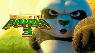Po Teaches Kung Fu - Bao | KUNG FU PANDA 3