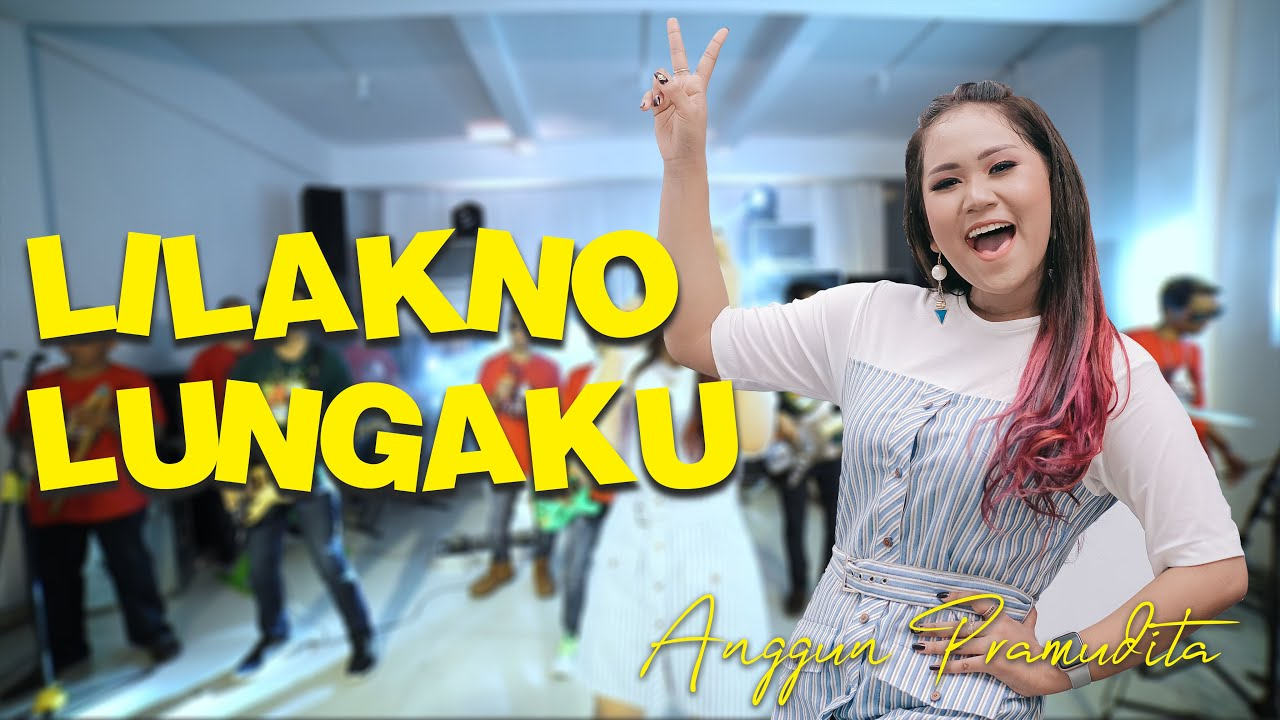 Lilakno Lungaku - Koplo Jaranan Angklung - Anggun Pramudita ( ANEKA SAFARI)