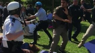 Turkey, Washington Trade Blame for Embassy Clash