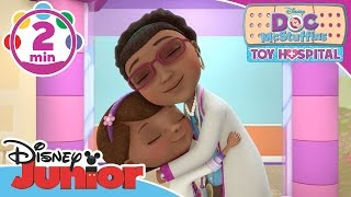 Doc McStuffins: Toy Hospital | Welcome To The Hospital Sing-A-Long | Disney Junior UK