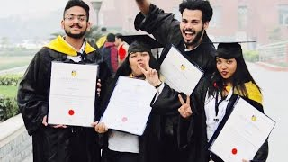 #Vlog80 The Time Titly And Me Graduated From Amity University !