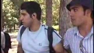Funny conversation with Iranian guys