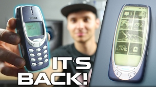 Nokia 3310 Is Making a Comeback!