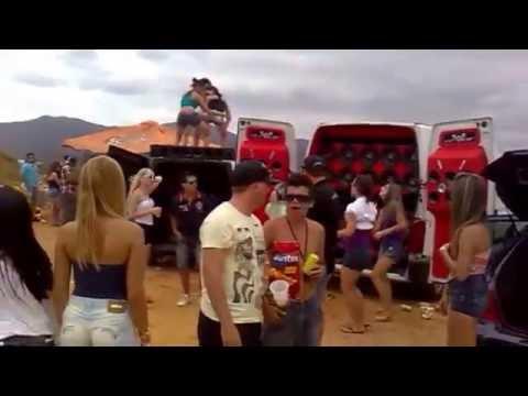 Campeonato Brasileiro do Som automotivo Etapa Camburiu SC 27 01 2013 Audio Meter