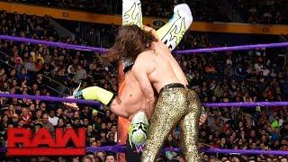 Sin Cara vs. The Brian Kendrick: Raw, Nov. 14, 2016