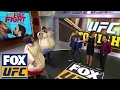 Ice Cube, Charlie Day learn sumo wrestling moves ahead of 'Fist Fight' | UFC ON FOX