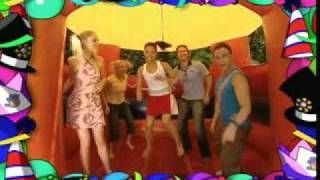 Hi-5 Come On and Party DVD Intro