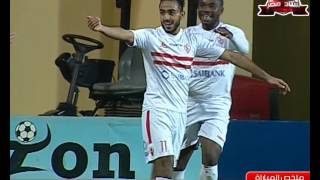 ملخص مباراة الزمالك 2 - 1 الاتحاد السكندري | الجولة 7 من الدوري المصري