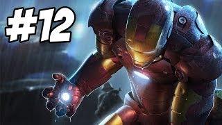 Iron Man Walkthrough   Battle Factory / Showdown   Part 12 - Ending (Xbox360/PS3/PC/Wii)