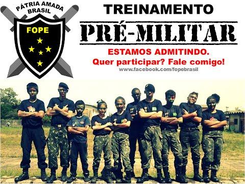 CONHEÇA O CPC MILITAR FOPE BRASIL