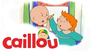 Caillou - Caillou Watches Rosie  (S01E51) | Cartoon for Kids