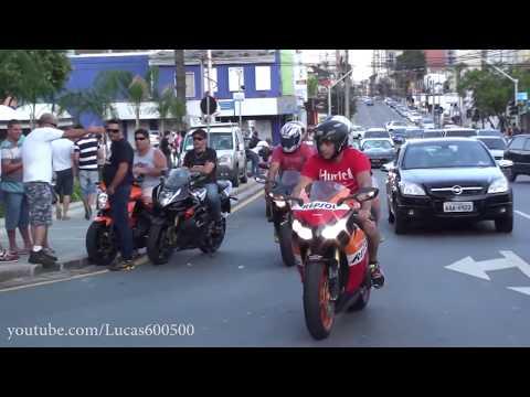 Motos esportivas acelerando em Curitiba Parte 33