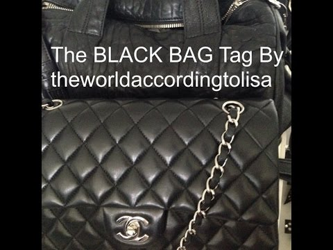 Xxx Mp4 The BLACK BAG Tag By THE WORLD ACCORDING TO LISA 3gp Sex