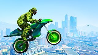 GTA V - RANDOM & FUNNY MOMENTS 69 (Gunrunning, How Not To Rob A Store!)