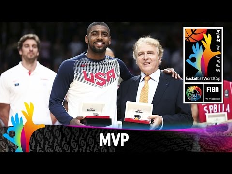 watch Kyrie Irving - MVP of the 2014 FIBA Basketball World Cup