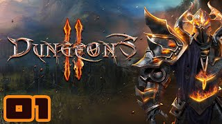 The Narrator's Abusing Me! - Let's Play Dungeons 2 - Part 1