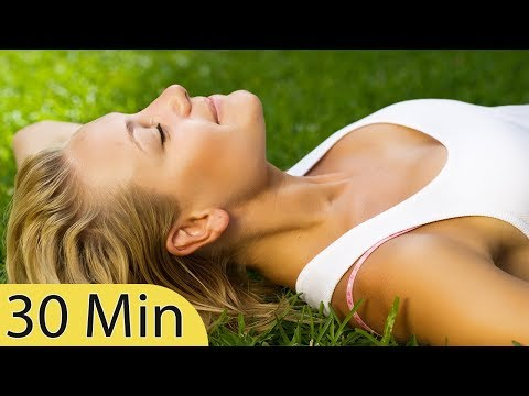 Sleeping Music, Calming, Music for Stress Relief, Relaxation Music, 30 Minute Sleep Music, ☯3287B