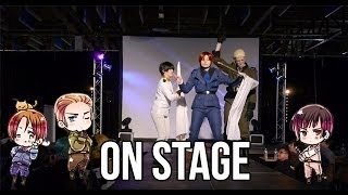 Japan Party Festival - Hetalia Cosplay Show