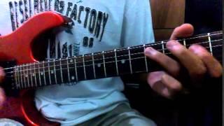 Guitar Cover - Bom É Quando Faz Mal - Matanza