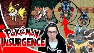 WILD MEGA EVOLUTION! Pokemon Insurgence Let's Play Episode 6