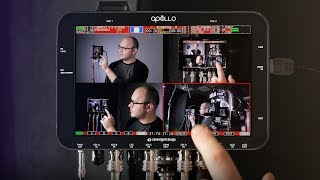 Multicam Video Recorder, Switcher and Monitor All In One! - Convergent Design Apollo Recorder Review