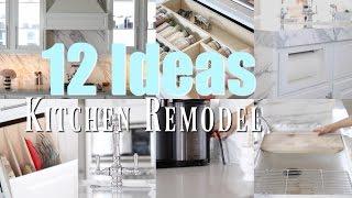 12 Clever Kitchen Storage Hacks - MissLizHeart