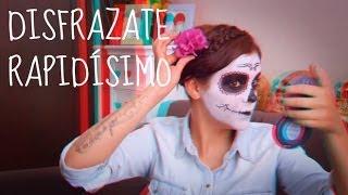 DISFRAZATE RAPIDÍSIMO Y FÁCIL (VIDEO 3D) ♥ YUYA