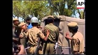 India -  Kashmiri Separatist Leaders Detained